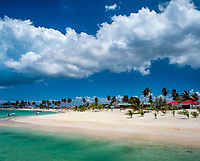 Dominikanische Republik, Isla Saona, Laguna Canto de la Playa, Strand | Dominican Republic, Saona Island, Laguna Canto de la Playa, beach