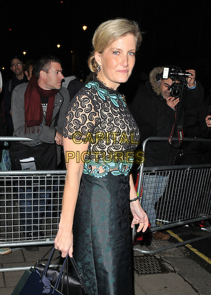 Sophie, Countess of Wessex attends the Harper's Bazaar Women of the Year Awards 2015, Claridge's Hotel, Brook Street, London, England, UK, on Tuesday 03 November 2015. <br /> CAP/CAN<br /> &copy;CAN/Capital Pictures