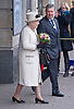 """CATHERINE, DUCHESS OF CAMBRIDGE JOINS QUEEN AND DUKE AT BAKER STREET STATION.on the occasion of the anniversary of the London Underground, London_20/03/2013.Mandatory credit photo:©Dias/NEWSPIX INTERNATIONAL..**ALL FEES PAYABLE TO: """"NEWSPIX INTERNATIONAL""""**..PHOTO CREDIT MANDATORY!!: NEWSPIX INTERNATIONAL(Failure to credit will incur a surcharge of 100% of reproduction fees)..IMMEDIATE CONFIRMATION OF USAGE REQUIRED:.Newspix International, 31 Chinnery Hill, Bishop's Stortford, ENGLAND CM23 3PS.Tel:+441279 324672  ; Fax: +441279656877.Mobile:  0777568 1153.e-mail: info@newspixinternational.co.uk"""