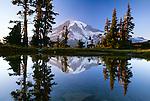 Mount Rainier, 14,410 feet, Mount Rainier National Park, Washington