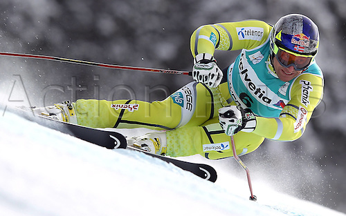 04.12.2011. Beaver Creek Colorado USA Ski Alpine FIS World Cup Giant slalom the men Picture shows Aksel Lund Svindal NOR