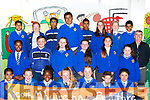 Pupils from Pat Costello's sixth class in CBS Clounalour, Tralee who graduated from primary school on Friday.
