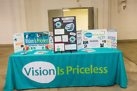 Vision is Priceless annual Western BBQ at Jacksonville Fairgrounds in Jacksonville, Fl on April 8, 2017.