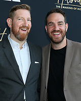 """LOS ANGELES - AUG 8:  Ben Turner, Gabe Turner at the """"Hitsville: The Making Of Motown"""" Premiere at the Harmony Gold Theater on August 8, 2019 in Los Angeles, CA"""