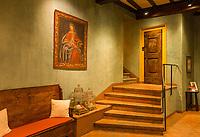 Italy, Piedmont, Cannobio: Hotel Pironi - Lounge | Italien, Piemont, Cannobio: Hotel Pironi - Lounge