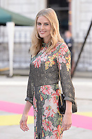 Donna Air at the Royal Academy of Arts Summer Exhibition 2015 at the Royal Academy, London. <br /> June 3, 2015  London, UK<br /> Picture: Dave Norton / Featureflash