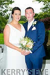 Ann Marie Hartnett, Listowel, daughter of Dan and Maureen Hartnett, and Michael Denihan, Knocknagoshel, son of Micheal and Betty Denihan were married at St. Mary's Church Listowel by Cannon Declan O'Connor on Saturday 2nd July 2016 with a reception at Ballygarry House Hotel