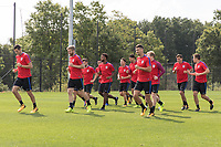 USMNT Training, August 28, 2017