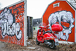 My Vespa Adventures. Photo Credit: Sergei Belski