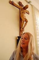 Casa ritiri spirituali  Eremo di Eupilio-Como<br /> La collina dello Spirito:Vassula Ryden