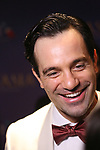 Ramin Karimloo attends Broadway Opening Night After Party for 'Anastasia' at the Mariott Marquis Hotel on April 24, 2017 in New York City.