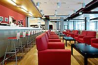 Abu Dhabi Sorbonne University Cafeteria