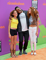 Michael Strahan &amp; Guests at Nickelodeon's Kids' Choice Sports 2017 at UCLA's Pauley Pavilion. Los Angeles, USA 13 July  2017<br /> Picture: Paul Smith/Featureflash/SilverHub 0208 004 5359 sales@silverhubmedia.com