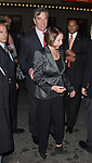 """Nancy Pelosi & Paul Pelosi arriving for he Opening Night Performance of the Broadway Musical """"RAGTIME"""" at The Neil Simon Theatre in New York City.<br />November 15, 2009"""