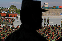 1- Security Bubble - the end game in Afghanistan