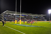 A general view of the 2017 DHL Lions Series rugby union match between the NZ Provincial Barbarians and British & Irish Lions at Toll Stadium in Whangarei, New Zealand on Saturday, 3 June 2017. Photo: Dave Lintott / lintottphoto.co.nz
