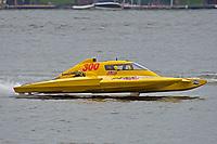 Scott Liddycoat, E-300 (5 Litre class hydroplane(s)