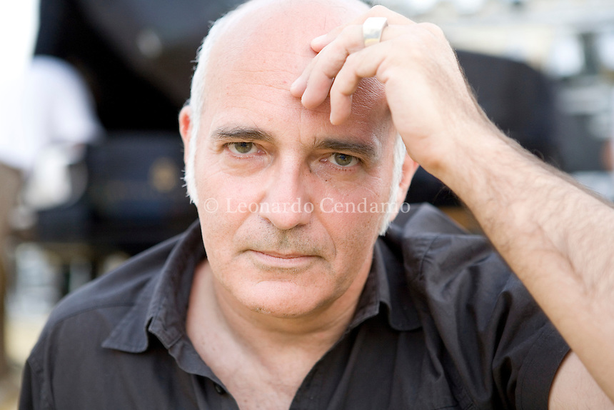 Ludovico Einaudi, Italian composer and pianist.