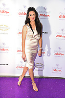 Jessica Cunningham<br /> at the Caudwell Butterfly Ball 2017, Grosvenor House Hotel, London. <br /> <br /> <br /> ©Ash Knotek  D3268  25/05/2017