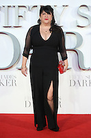"E L James<br /> at the ""Fifty Shades Darker"" premiere, Odeon Leicester Square, London.<br /> <br /> <br /> ©Ash Knotek  D3223  09/02/2017"