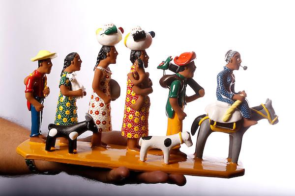 Belo Horizonte_MG, Brasil...XX Feira Nacional de Artesanato no pavilhao do Expominas em Belo Horizonte, Minas Gerais. ..XX National Crafts Fair at the pavilion of Expominas in Belo Horizonte, Minas Gerais...Foto: MARCUS DESIMONI / NITRO.