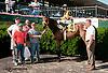 Nashly's Vow winning at Delaware Park on 7/6/13