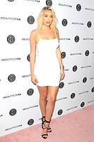 LOS ANGELES - AUG 12: Anastasia Karanikolaou, aka Stassiebaby  at the 5th Annual BeautyCon Festival Los Angeles at the Convention Center on August 12, 2017 in Los Angeles, California