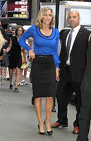 June 13, 2012 Lara Spencer at Good Morning America studios in New York City. © RW/MediaPunch Inc. NORTEPHOTO.COM<br /> NORTEPHOTO.COM