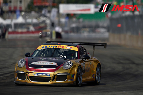 7-10 August, 2014, Trois-Rivieres, Quebec Canada<br /> 21, Spencer Pigot, Platinum, 2014 Porsche<br /> &copy;2014, Scott R LePage <br /> LAT Photo USA