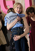 Nicole Kidman + Cameron Crovetti @ the Los Angeles Premiere for the new HBO Limited Series BIG LITTLE LIES held @ the Chinese theatre. February 7, 2017 , Hollywood, USA. # PREMIERE DE LA SERIE 'BIG LITTLE LIES' A HOLLYWOOD