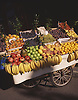 A fruit vendor's stand in Istanbul, Turkey. © Kevin J. Miyazaki/Redux
