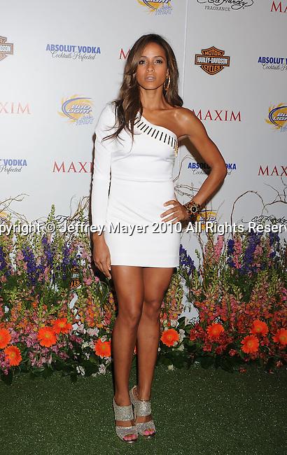 LOS ANGELES, CA. - May 19: Dania Ramirez arrives at the 11th Annual MAXIM HOT 100 Party at Paramount Studios on May 19, 2010 in Los Angeles, California.