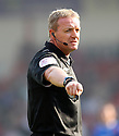 Referee Trevor Kettle. - Walsall v Stevenage - npower League 1 - Banks's Stadium, Walsall - 24th March, 2012  .© Kevin Coleman 2012