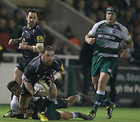 160212 Newcastle Falcons v Leicester Tigers