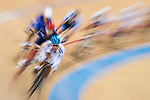 Chan Yik Ming Ricky of X SPEED competes in the Omnium category during the Hong Kong Track Cycling Race 2017 Series 6 at Hong Kong Velodrome on 12 March 2017, in Hong Kong, China. Photo by Marcio Rodrigo Machado / Power Sport Images