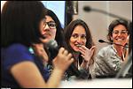Paola Gianinetto al Salone del Libro 2013 nell'incontro con Emma books, Femminile Digitale.