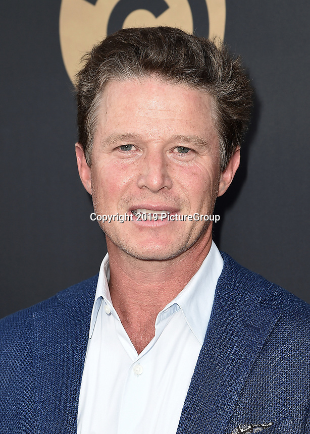 """BEVERLY HILLS - SEPTEMBER 7:  Billy Bush attends the """"Comedy Central Roast of Alec Baldwin"""" at the Saban Theatre on September 7, 2019 in Beverly Hills, California. (Photo by Scott Kirkland/PictureGroup)"""