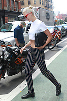 NEW YORK, NY - SEPTEMBER 8: Karlie Kloss seen on September 8, 2017 in New York City. <br /> CAP/MPI/DC<br /> &copy;DC/MPI/Capital Pictures