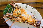 Lobster, Garcia's Restaurant, Miami, Florida