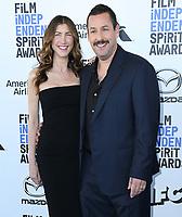 08 February 2020 - Santa Monica - Adam Sandler. 2020 Film Independent Spirit Awards - Arrivals held at Santa Monica Pier. Photo Credit: Birdie Thompson/AdMedia
