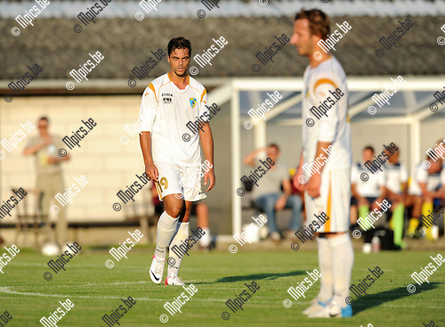 2012-07-25 / Voetbal / seizoen 2012-2013 / KFCO Wilrijk / Sander Yzewyn..Foto: Mpics.be