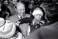 Neil Kinnock MP