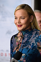 Abbie Cornish at the premiere for &quot;Geostorm&quot; at TCL Chinese Theatre, Hollywood. Los Angeles, USA 16 October  2017<br /> Picture: Paul Smith/Featureflash/SilverHub 0208 004 5359 sales@silverhubmedia.com