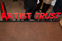 Artist Trust Auction - 2014