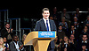Conservative Party Spring Forum <br /> at The Old Granada Studios, Manchester, Great Britain <br /> 28th March 2015 <br /> <br /> <br /> George Osborne <br /> Chancellor the Exchequer <br /> speech <br /> <br /> Photograph by Elliott Franks