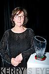 Consulita Boyle winner of the Maureen O'Hara Award at the 14th Ann KFF on Saturday.##