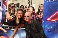 Howie Mandel, fans<br /> at the America's Got Talent Judges Photocall, Pasadena Civic Auditorium, Pasadena, CA 03-03-16<br /> David Edwards/DailyCeleb.com 818-249-4998