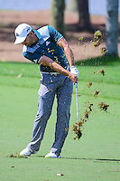 Sergio Garcia (ESP) chunks his approach shot on 9 during round 1 of the Honda Classic, PGA National, Palm Beach Gardens, West Palm Beach, Florida, USA. 2/23/2017.<br /> Picture: Golffile | Ken Murray<br /> <br /> <br /> All photo usage must carry mandatory copyright credit (&copy; Golffile | Ken Murray)