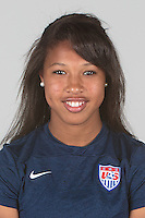 USWNT U-20 Head Shots
