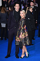 "LONDON, UK. December 12, 2018: Lucy Fallon at the UK premiere of ""Mary Poppins Returns"" at the Royal Albert Hall, London.<br /> Picture: Steve Vas/Featureflash"